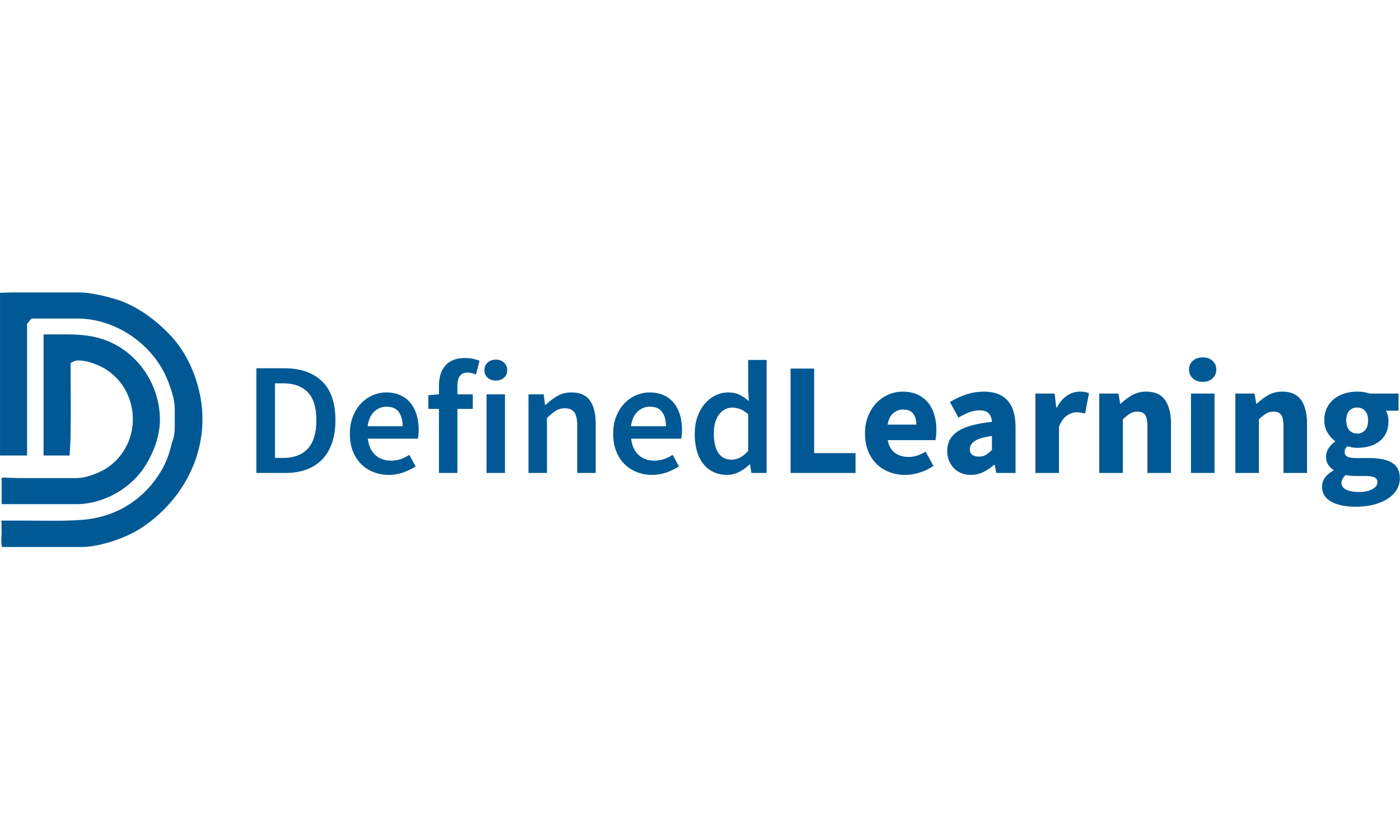 Defined Learning